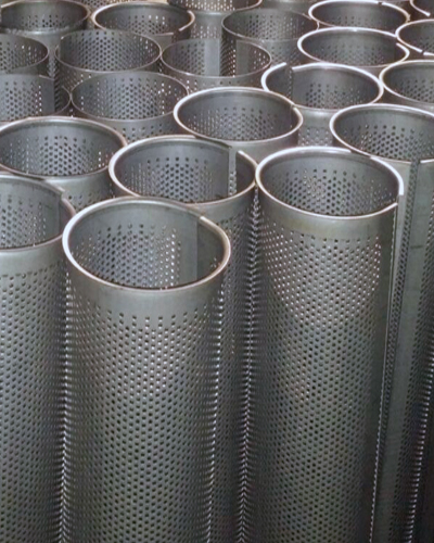 Metal Perforated Metal Screens and Parts